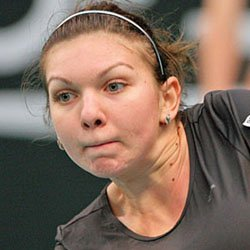 Simona-Halep -  ABOUT Known for her aggressive baseline style, she won her first six WTA titles in the same year and was named WTA's Most Improved Player in 2013. BEFORE FAME She started playing tennis when she was 4 years old after watching her older brother play. She started playing tennis when she was 4 years old after watching her older brother play. TRIVIA She became Romania's top-ranked tennis player in 2013. She became Romania's top-ranked tennis player in 2013. FAMILY LIFE Her father Stere became owner of a dairy factory. Her father Stere became owner of a dairy factory. ASSOCIATED WITH Winning her first six matches in the WTA the same year was a feat previously accomplished by the great Steffi Graf. Winning her first six matches in the WTA the same year was a feat previously accomplished by the great Steffi Graf. Simona Halep Popularity   Simona Halep Popularity   # 9676 Most Popular Person    # 23 Born on September 27    # 14 Tennis Player    # 11 Born in Romania    # 1 Person Named Simona    # 3 Born in Constanta, Romania    # 2 Libra Tennis Player